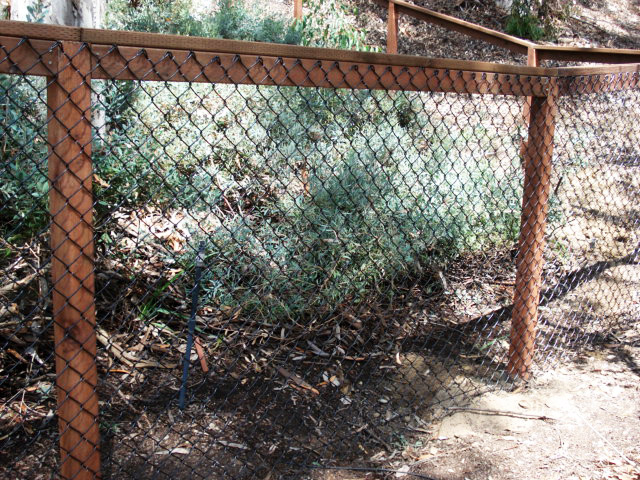 Chain Link Fences Barrett Southwest Fence