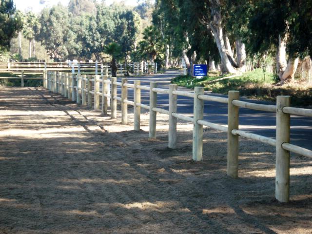 Lodge Pole Fences Barrett Southwest Fence