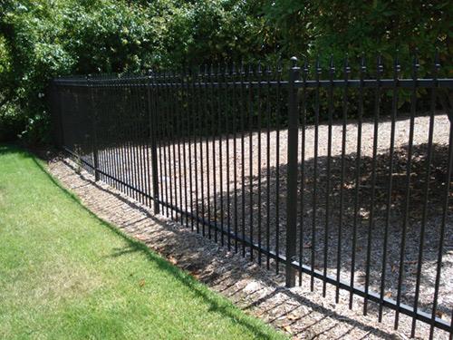 Ornamental Iron Fences Barrett Southwest Fence