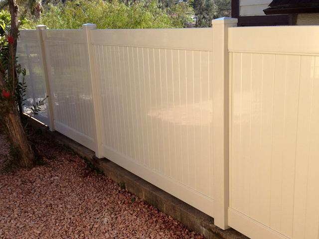 Vinyl Fences Barrett Southwest Fence