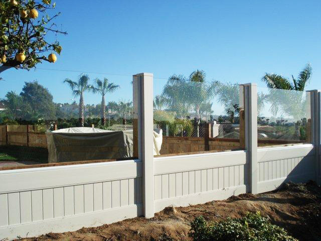 Vinyl Fences Barrett Southwest Fence