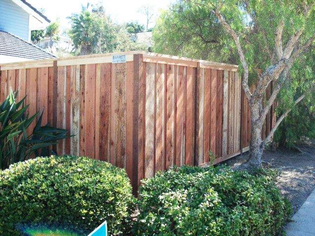 Wood Fences Barrett Southwest Fence